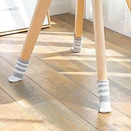 소음방지 야옹이 의자 다리 발 커버 양말