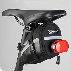 로스휠 정품 자전거 안장 휴대폰 거치대 가방
