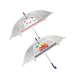 투명 아동 귀여운 캐릭터 장우산