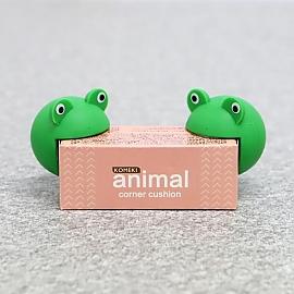 ABM 캐릭터 모서리보호대 개구리