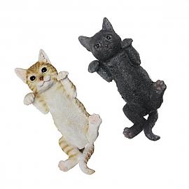 MAGNET 마그넷 펫 저금통 누운 고양이