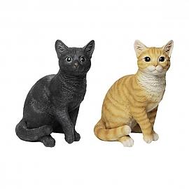 MAGNET 마그넷 펫 저금통 앉은 고양이