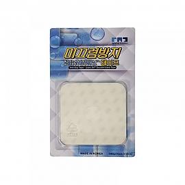 욕실타일용 논슬립테이프 투명(5개 1세트) 10cmx10cm
