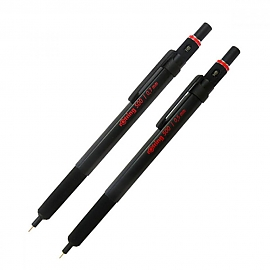 로트링 500 블랙 샤프 0.5mm