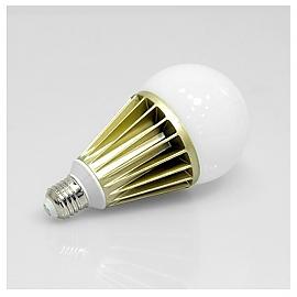 라이트닝 LED 20W 램프 E26 E27 주광색 안정기내장형