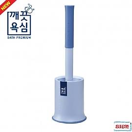 욕실용품 깨끗욕심 변기솔 108x381mm