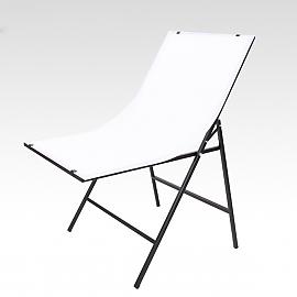 휴대용 흰색배경 제품 누끼 촬영 테이블 촬영장비
