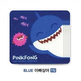핑크퐁 미끄럼 안전 패드 (아빠상어)