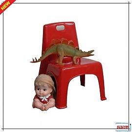 플라스틱 유아용의자 유치원의자 키즈의자