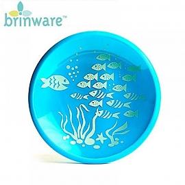 브린웨어 오션 플레이트 블루 유아동 접시