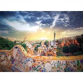 1000피스 직소퍼즐 스페인 구엘공원