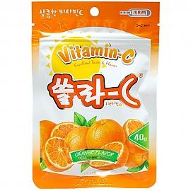 쏠라-C 오렌지맛 40g