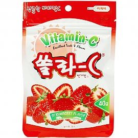 쏠라-C 딸기맛 40g