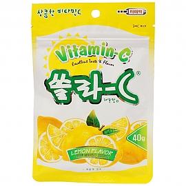 쏠라-C 레몬맛 40g