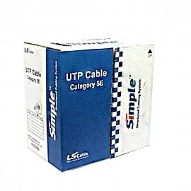 LS 랜케이블Box 5 UTP옥내용300m