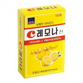 레모나 S산(70포 경남제약)