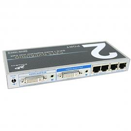 Coms DVI 증폭 분배기  송신부 DVI 영상을 2대로 분배 가능 DVS102C
