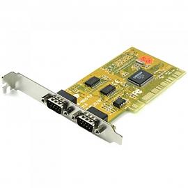 Coms 시리얼 카드PCI 2Port  Netmos 칩셋
