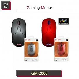 FOR LG 유선 게이밍마우스 (GM-2000) (택1)