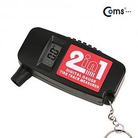 Coms 자동차 타이어 공기압 측정기 a010