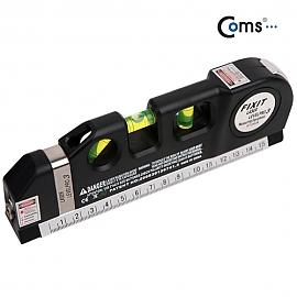 Coms 레이저 수평계 멀티형  줄자기능