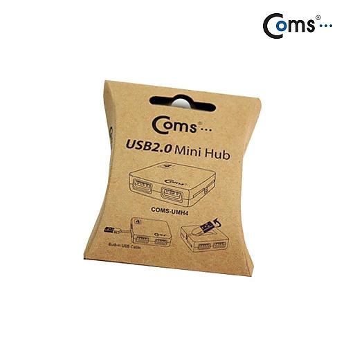 Coms USB 2.0 허브 COMS-UMH4