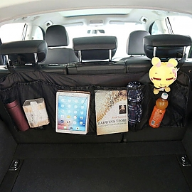 SUV뒷좌석 포켓