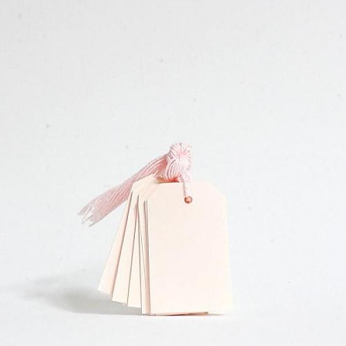 택  꼬리표  Tag MT005 핑크